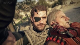 Metal Gear ONLINE - Demo Gameplay WORLD PREMIERE [EN]