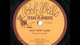 Bob Wills Plays & Tommy Duncan yodels country blues