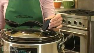 Hamilton Beach 6 Quart Programmable Slow Cooker at Bed Bath & Beyond