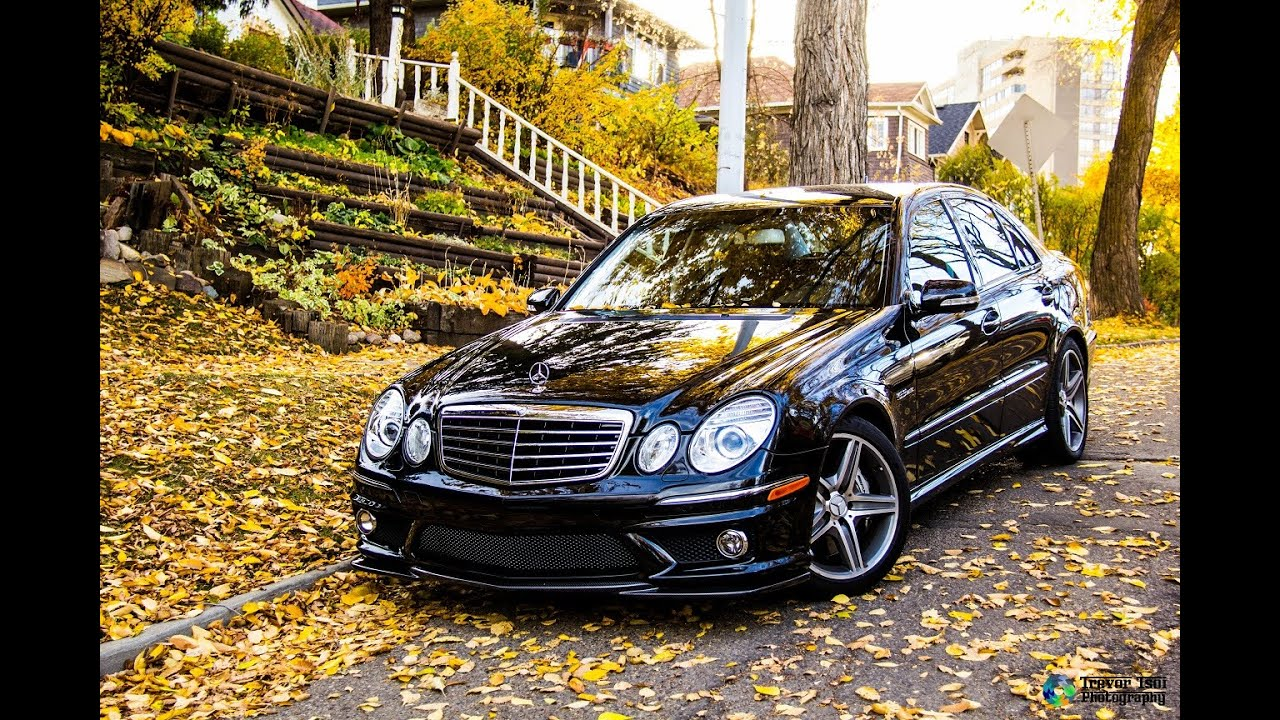2007 mercedes benz e63 amg a farewell youtube. Black Bedroom Furniture Sets. Home Design Ideas