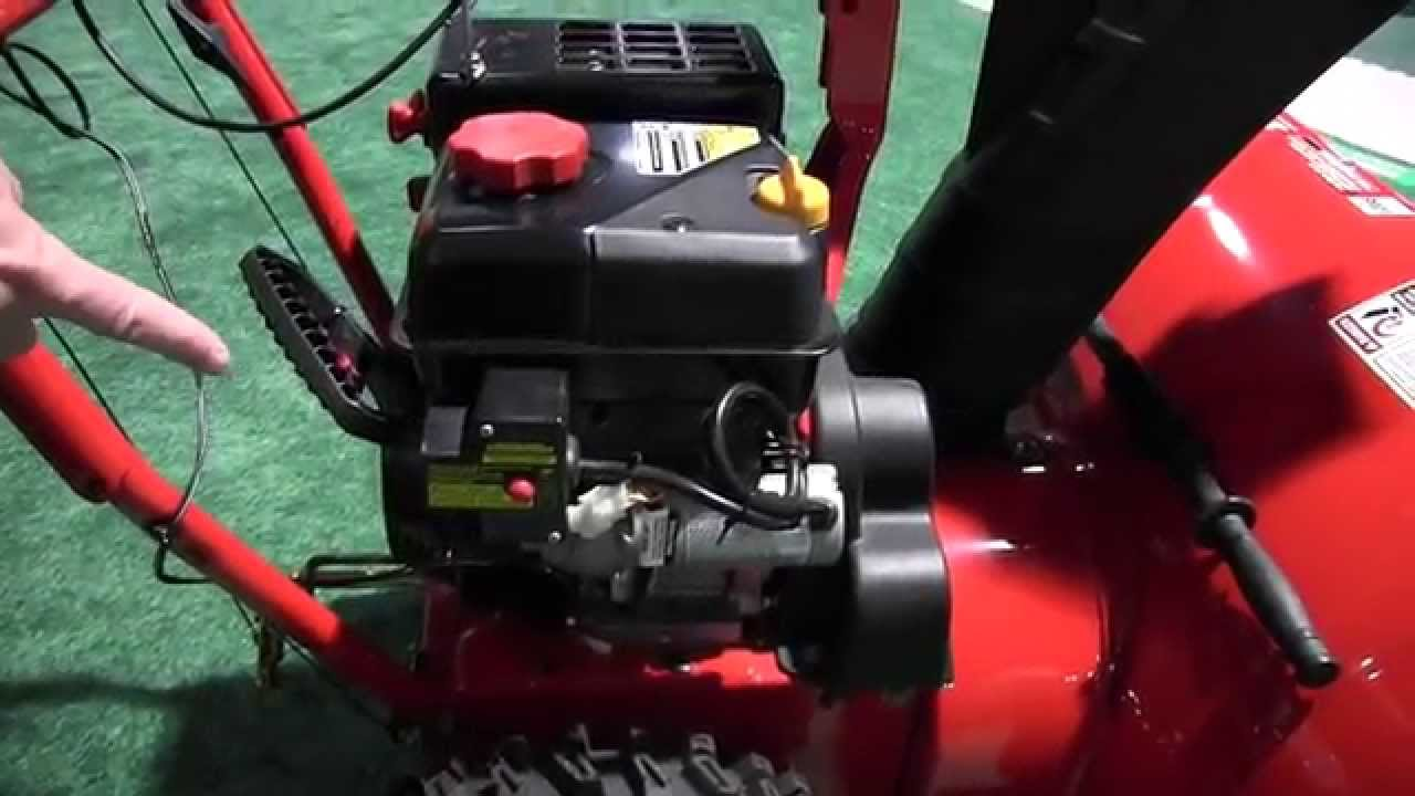 #TroyBIlt Storm 2625 Snow Thrower Blower: By The Weekend ...