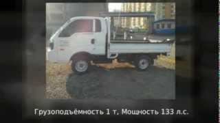KIA BONGO 3, 4WD бортовой с тентом (полный привод)(, 2013-12-06T06:33:23.000Z)