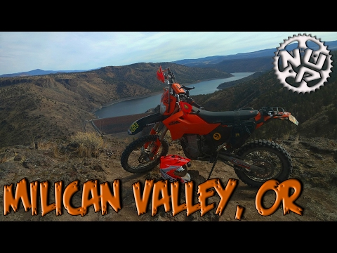 Oregon OHV Rules & Riding Millican Valley