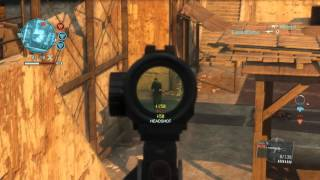MGO [PC] Comm Control Gameplay