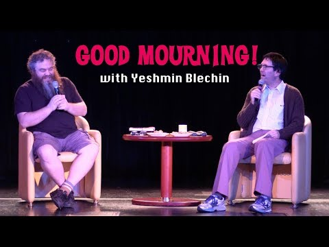 Amy Berg & Patrick Rothfuss on Yeshmin's Morning Show #10