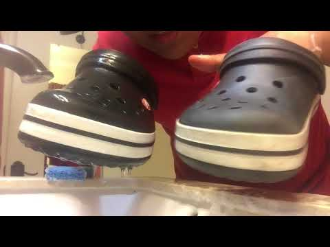 How To Properly Clean Crocs