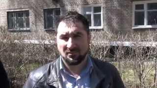 разборки с бандой чеченов  Москва, оперативное видео МВД 7 мая 2013