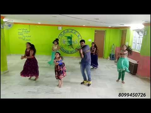 Oka Paaru Mugguru devadasulu || Naanna Nenu Naa Boyfriends Movie by RDS Dance studio hyd