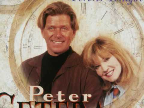 Peter Cetera with Crystal Bernard  I Wanna Take Forever Tonight