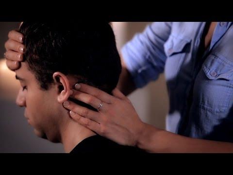 How to Work Pressure Points | Head Massage