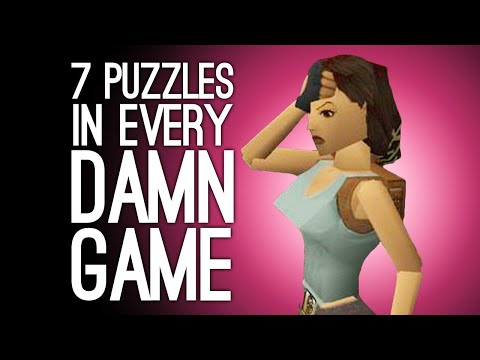 7 Puzzles That Must Be In Every Game, By Law