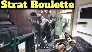 Strat Roulette - Rainbow Six Siege
