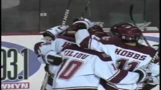 UMass Hockey Highlights From 5-2 Win Over UMass Lowell