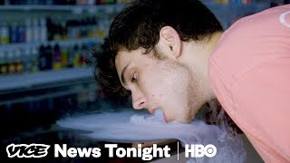 Vape Influencers Think FDA's Crackdown On Juul Won't Matter (HBO)