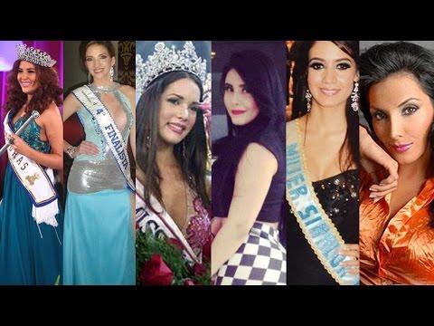 6 Reinas De Belleza Marcadas Por La Tragedia