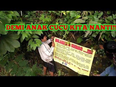 BERANI MANCING BERANI MENJAGA!!!