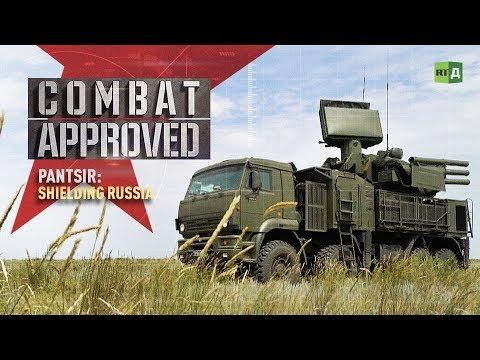 Pantsir: Shielding Russia. Guns, missiles & radar in a single system
