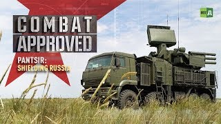 Pantsir: Shielding Russia. Guns, missiles & radar in a single system
