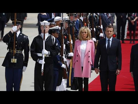 Macron aux Etats-Unis : trois jours pour convaincre