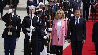 Macron aux Etats-Unis  trois jours pour convaincre