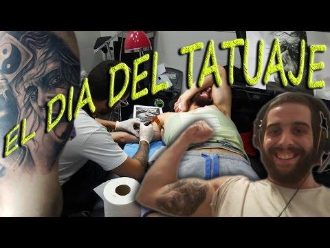 El Dia Del Tatuaje(Parte Biceps Interior)