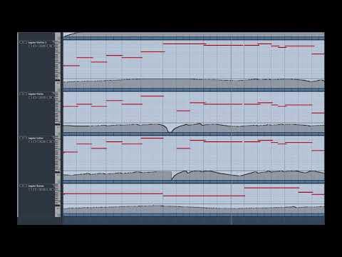 Soaring Strings Teaser - Screencast