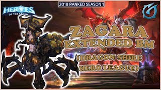 Grubby   Heroes of the Storm - Zagara - Extended BM - HL 2018 S1 - Dragon Shire