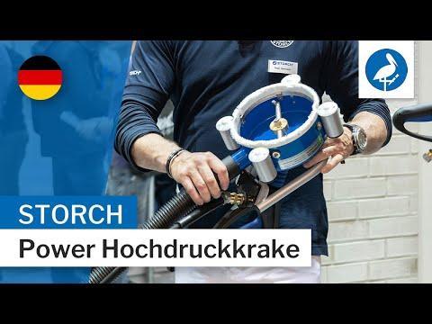 STORCH Power Hochdruckkrake: Unser Experte zeigt dir, wie die Reinigung gelingt [DE]
