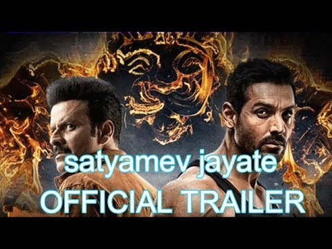Satyamev Jayate Official Trailer #1 2018...