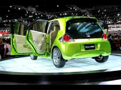 Honda Brio Launch Car Price