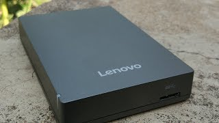 Lenovo F309 2TB Hard Disk Unboxing and Quick Review