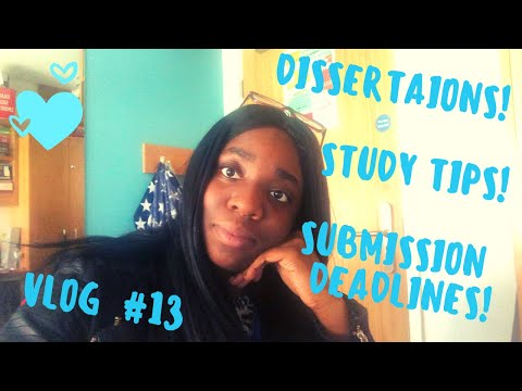Видео Dissertations in education uk