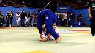 World Abu Dhabi Trials 2014 Montreal Gianni Grippo Marcelo Garcia VS Otavio Sousa Gracie Barra