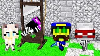 HINRICHTUNG im GEFÄNGNIS?! - Minecraft COMMANDO
