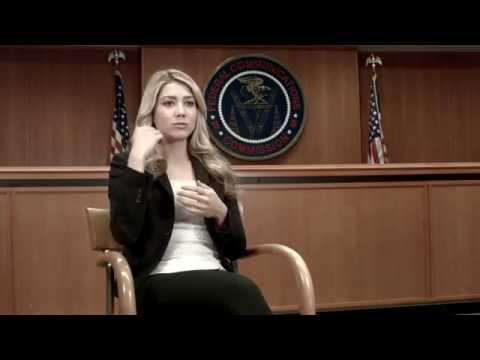Internship Series 2015: Federal Communications Commission with Mary Harman