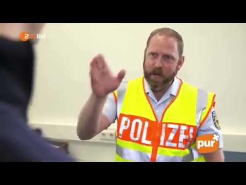 Polizei! Lassen sie das sein!