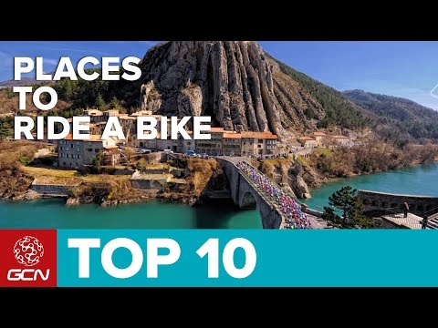 Top 10 Countries In The World To Ride Your Bike