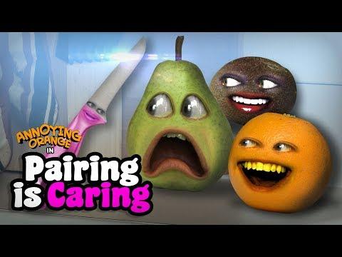 Annoying Orange - Pairing is Caring!