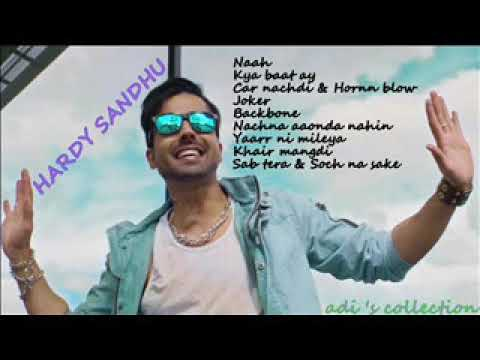 Hardy sandhu songs jukebox