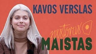 NESTORAS MAISTAS #4: KAVOS VERSLAS