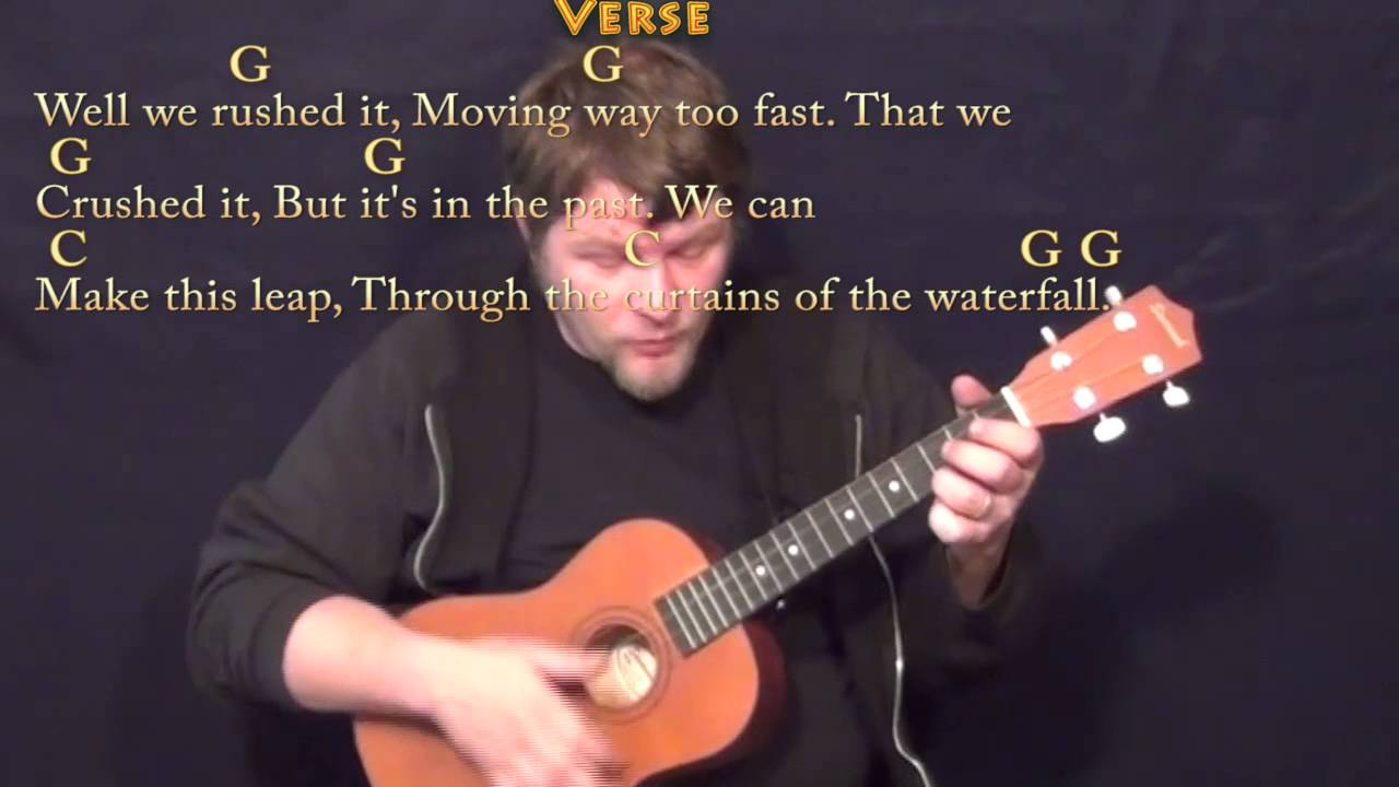 Geronimo Sheppard Bariuke Cover Lesson In G With Chordslyrics