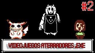 ¿Undertale.EXE? - Probando Videojuegos Aterradores .EXE con Pepe el Mago (#2)