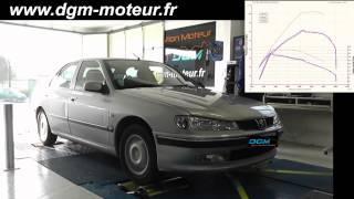 PEUGEOT 406 2.0HDI 110cv - Dijon Gestion Moteur