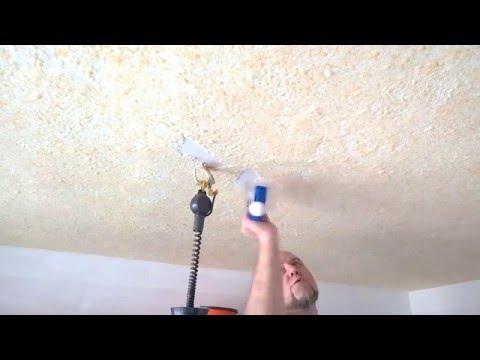 0 - Як наносити рідкі шпалери на стелю?