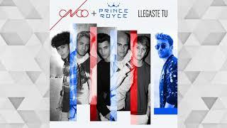 CNCO, Prince Royce - Llegaste Tu  (Audio)