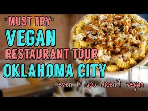 Vegan Food Tour in Oklahoma City | Must try Vegan Restaurants