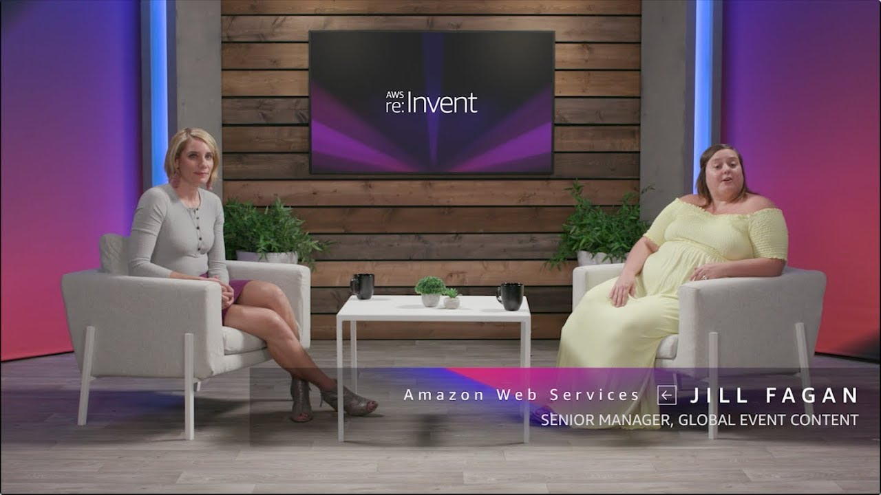 Amazon Web Services: AWS re:Invent 2016: Get Technically