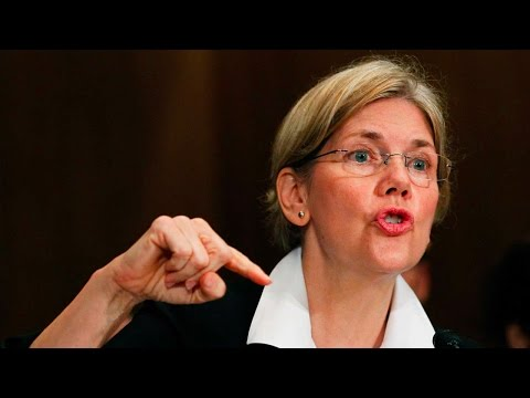 Elizabeth Warren Leads The Charge Against Trump By Enforcing The Constitution - The Ring Of Fire