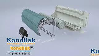 видео Daikin FTYN20L / RYN20L