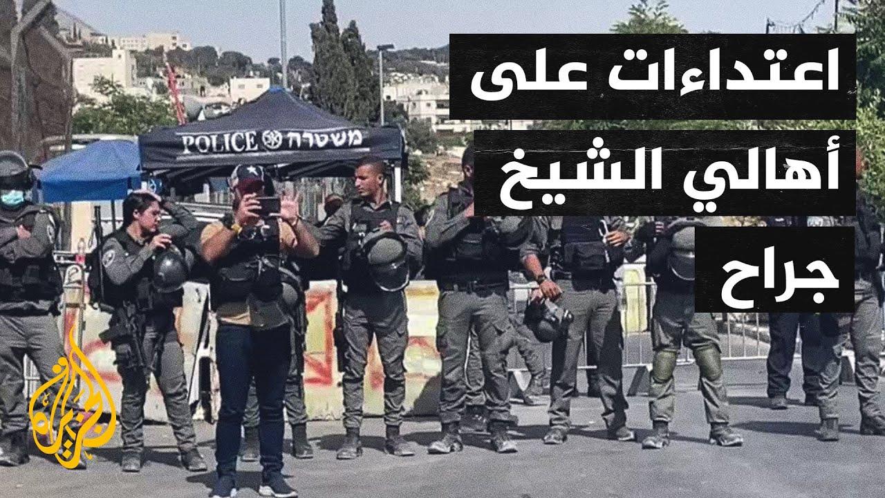 إصابات خلال اعتداء قوات الاحتلال على أهالي حي الشيخ جراح في القدس  - نشر قبل 3 ساعة